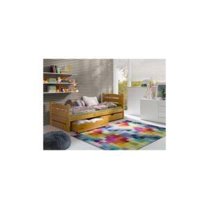 Jednolůžková postel Danita - masiv