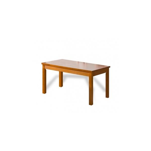 Rozkládací jídelní stůl z masivu olše Ramon