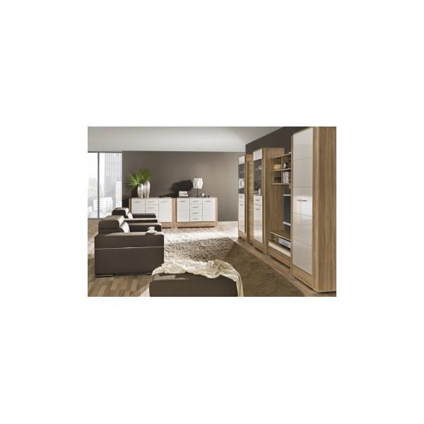 Moderní obývací stěna - sestava Korvin 8