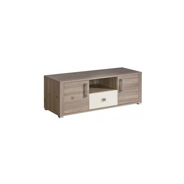 Televizní stolek Diandra s úložným prostorem