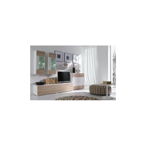 Nadčasová obývací stěna Demetria 3