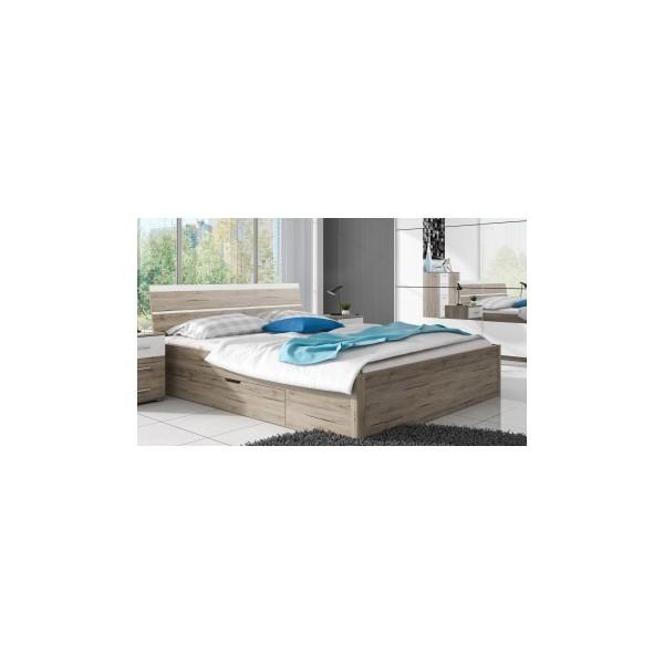 Akce - Manželská postel Dione 1