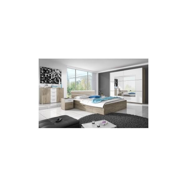 Akce - Moderní ložnice Dione 1