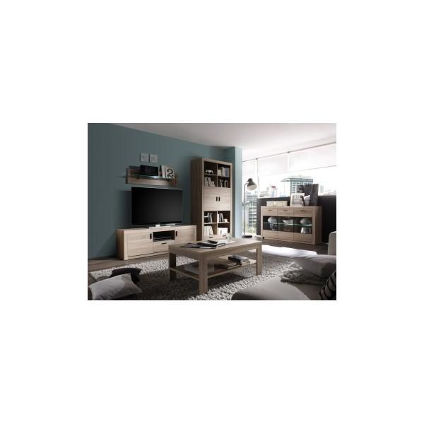Světlá obývací stěna Eleanor 4