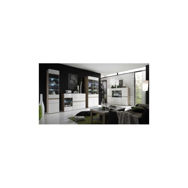 Světlá obývací sestava Sicilia 4