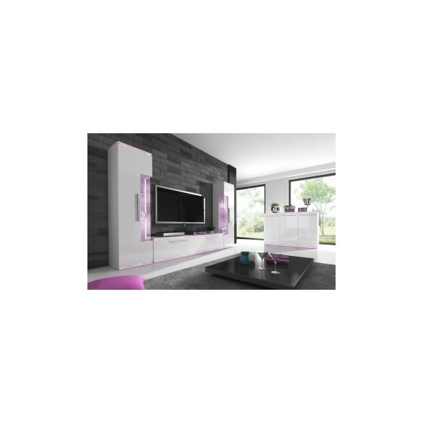 Minimalistická obývací sestava Leonida