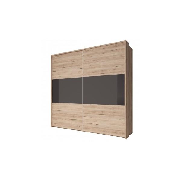 Šatní skříň s posuvnými dveřmi Laurinda