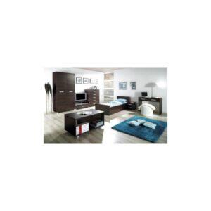 Sestava nábytku do studentského pokoje Mauricius 1