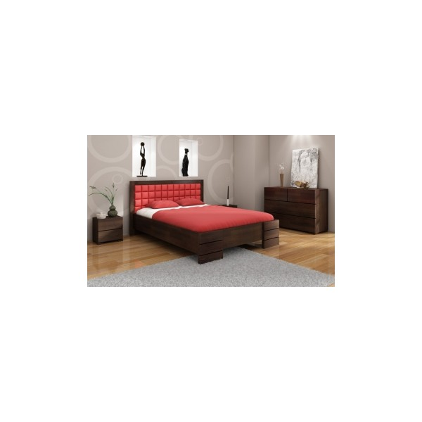 Elegantní dřevěná ložnice Erland 2