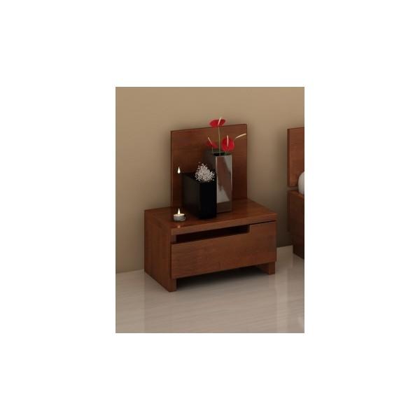 Noční stolek Estelle z masivu buku