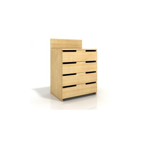Dřevěná komoda Ulrik z masivu borovice