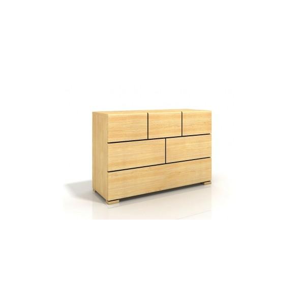 Dřevěná komoda Marit 2