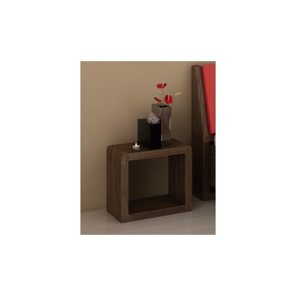 Moderní noční stolek Ronja 2 z masivu