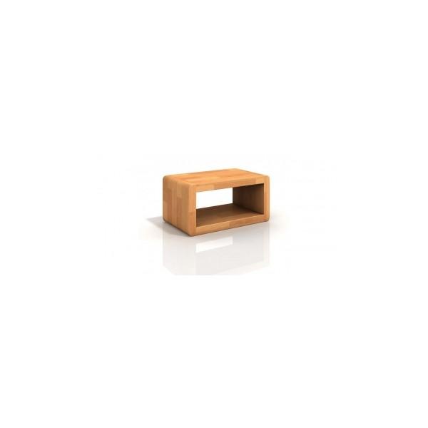 Masivní noční stolek Bent 1