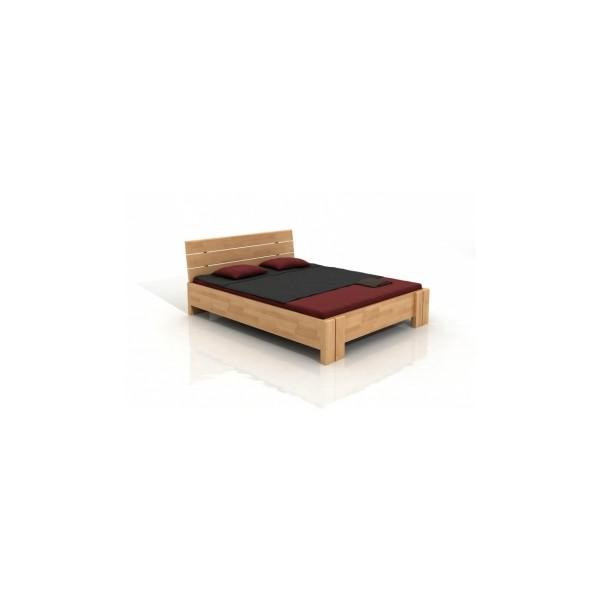 Masivní postel z buku Torun