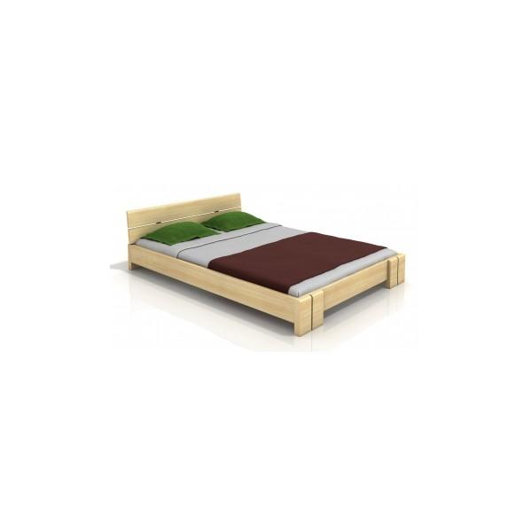 Variabilní postel z masivu borovice Arvid