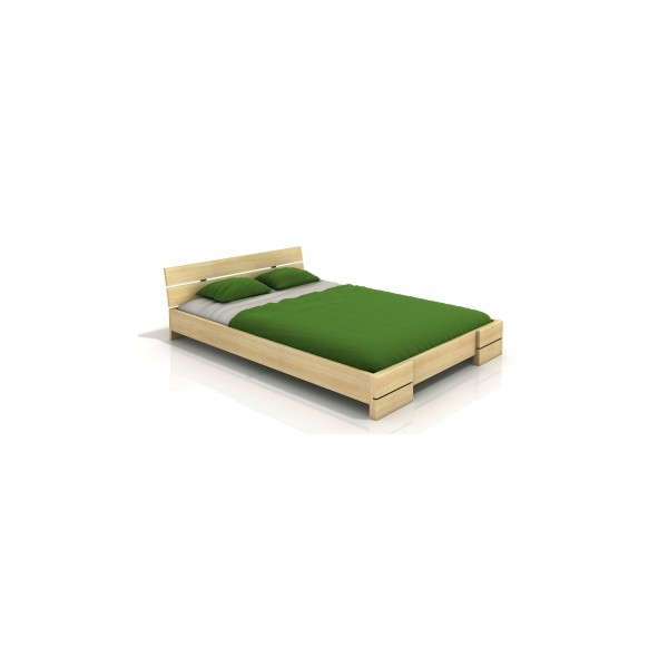 Variabilní postel z masivu borovice Verner