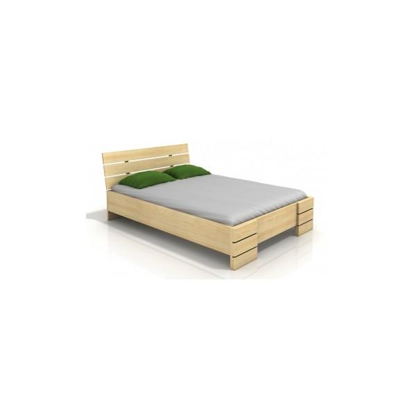Masivní postel v mnoha variantách Hampus