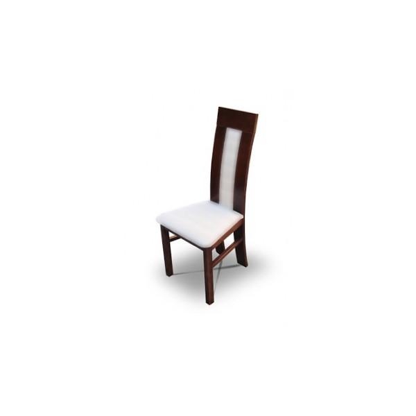 Moderní židle z masivu Audun