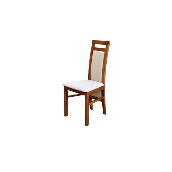 Klasická čalouněná jídelní židle Alva