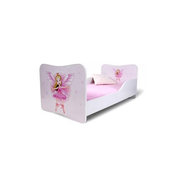 Dětská postel s motivem Víla