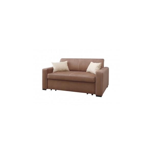 2-místný rozkládací gauč s úložným prostorem Gregoria