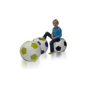 Sedací míč Fotbal L