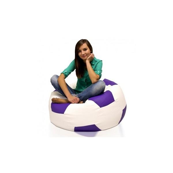 Sedací míč Fotbal XL