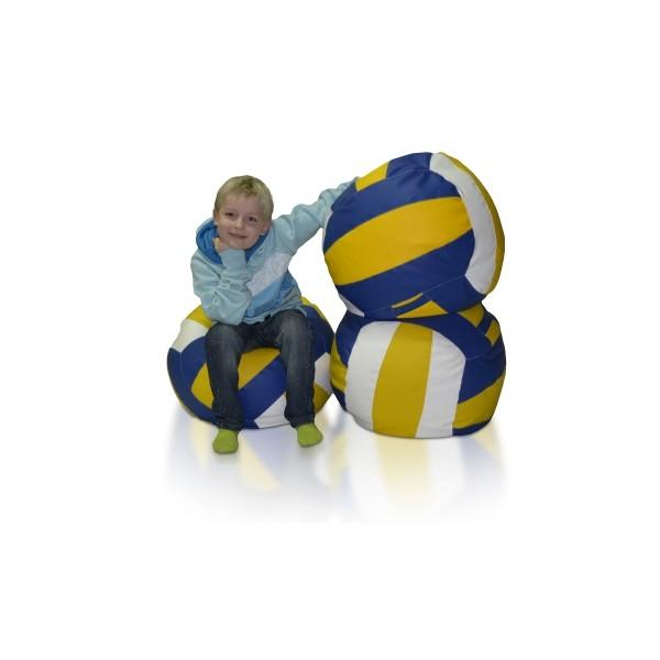 Sedací míč Volejbal L