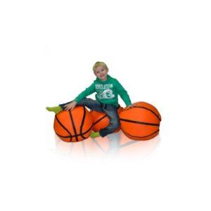 Sedací vak – provedení míč Basketbal L