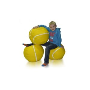 Sedací vak – provedení míč Tenis XL