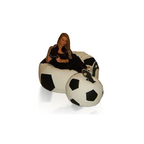 Sestava sedacích míčů Fotbal (XXL + L)