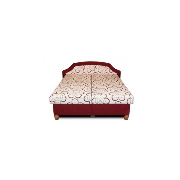 Čalouněná postel Bianka - provedení jednolůžko i dvojlůžko