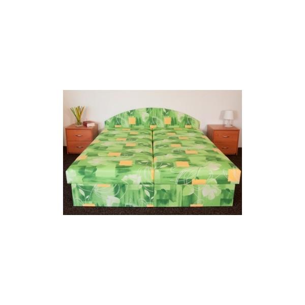 Čalouněná manželská postel Rozita