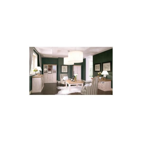 Rustikální obývací pokoj Meryl