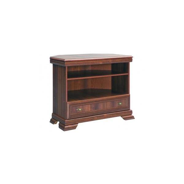 Rohový televizní stolek Gladys 1
