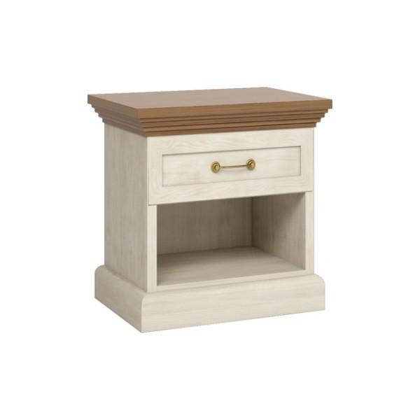 Rustikální noční stolek Meryl 16
