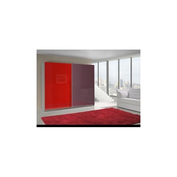 Stylová šatní skříň Darvin 12 pro extravagantní interiér