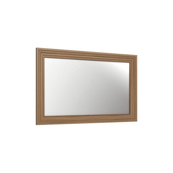Závěsné zrcadlo Meryl v rustikálním stylu