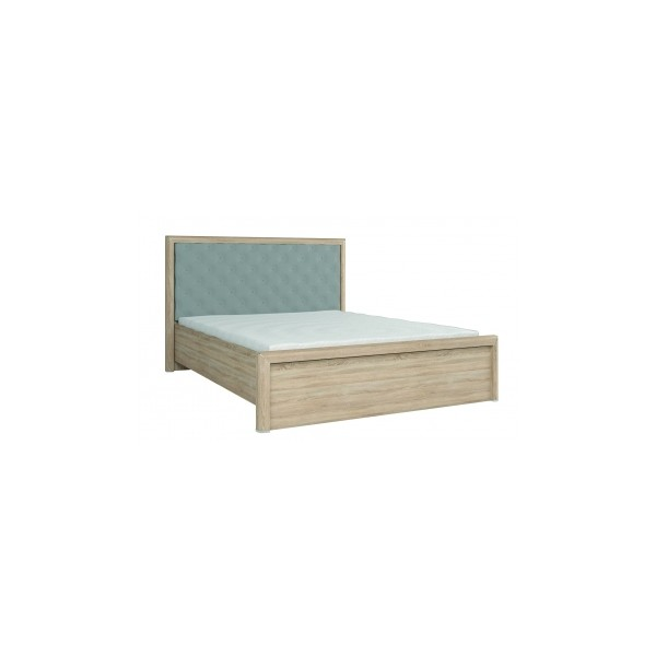 Čalouněná manželská postel Manuela