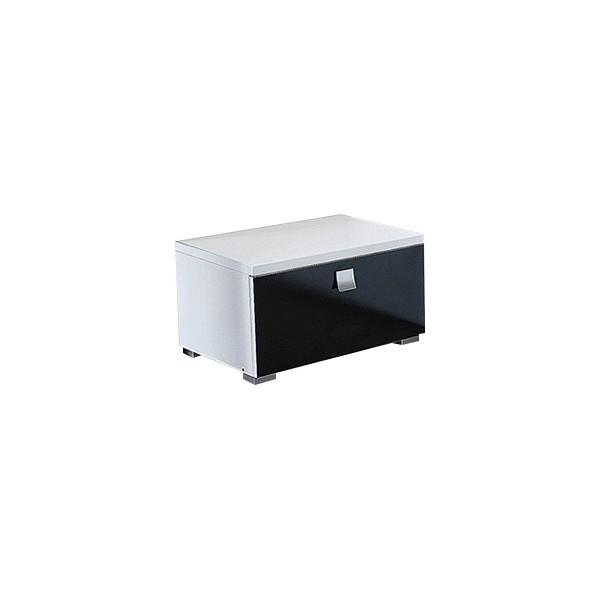 Moderní noční stolek Krystal