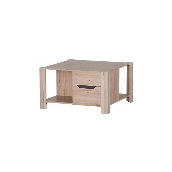 Konferenční stolek s úložným prostorem Emanuela