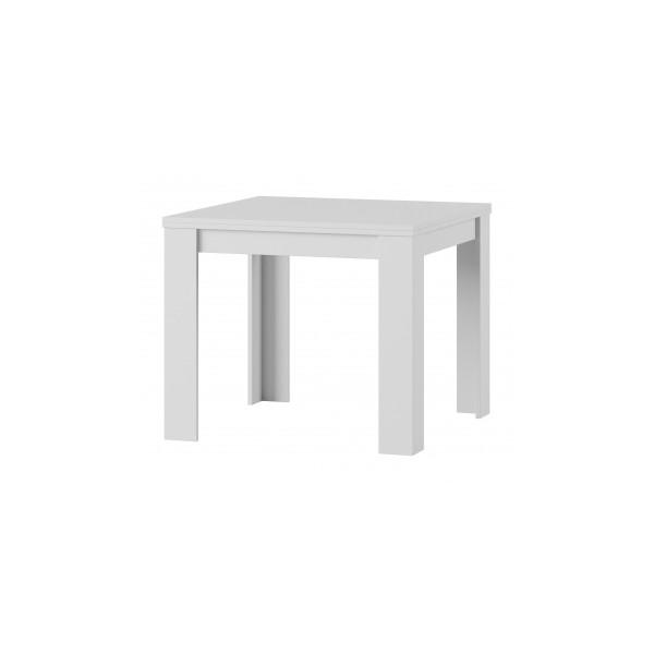 Rozkládací jídelní stůl Gladis 1 - bílý mat
