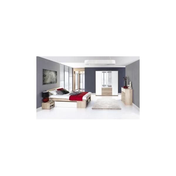 Elegantní ložnice Rebeka