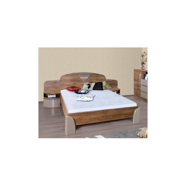 Manželská postel Elario