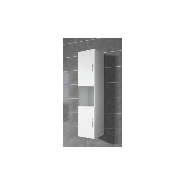 Vysoká koupelnová skříňka Marisol