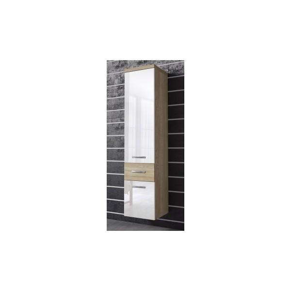 Vysoká koupelnová skříňka Horace