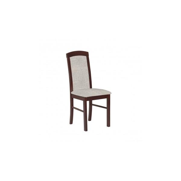 Dřevěná čalouněná jídelní židle Žofie
