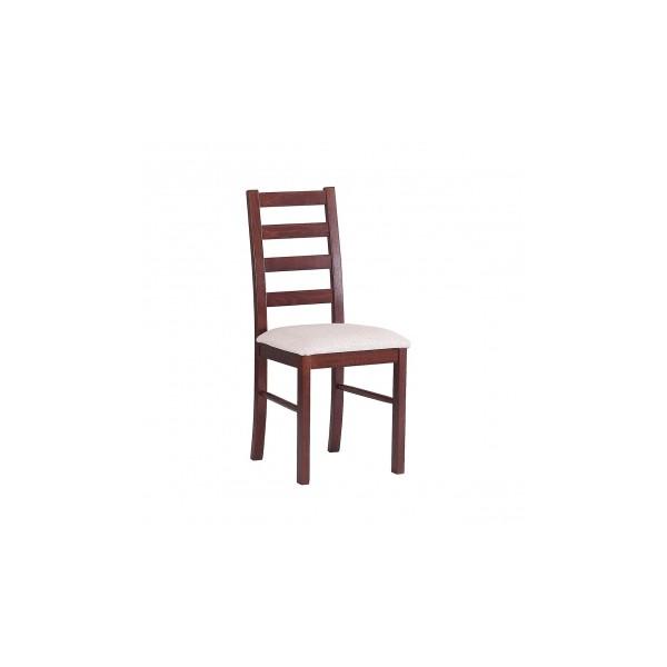 Polstrovaná jídelní židle z masivu buku Magdaléna