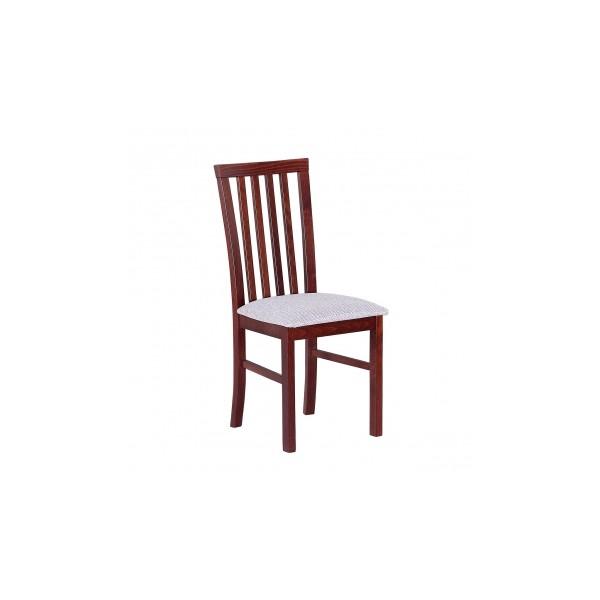 Čalouněná jídelní židle z bukového masivu Štěpánka